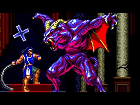 Castlevania Rondo of Blood - All Bosses (No Damage)