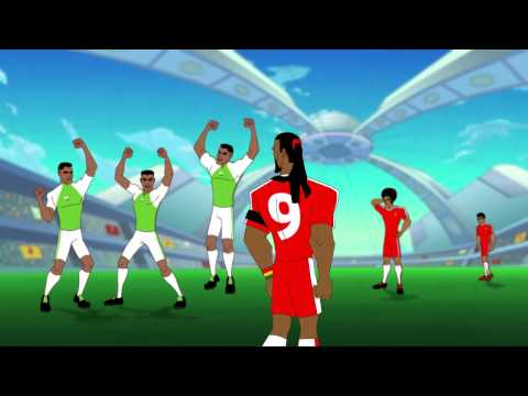 Super Strikas Episodio 19 Espanol | Kids Cartoon