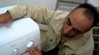 איך להפעיל מכונת כביסה