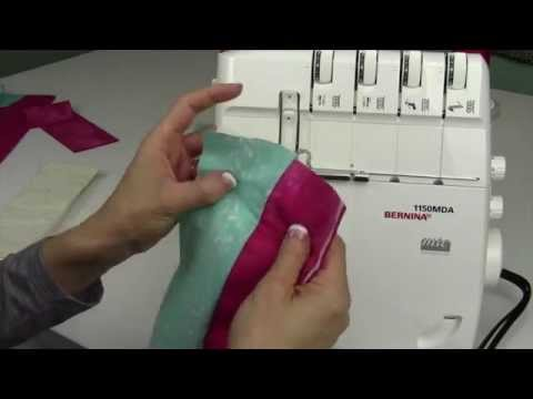 Bernina Serger 1150 33 Quilt as You Go