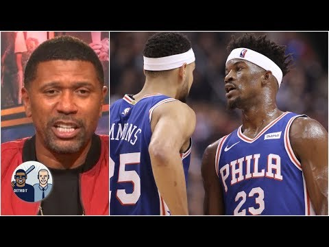 Video: Jimmy Butler caused 76ers' balance of power to shift | Jalen & Jacoby