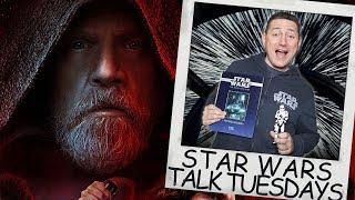 Video Star Wars Talk Tuesdays - The Last Jedi Trailer! MP3, 3GP, MP4, WEBM, AVI, FLV Oktober 2017