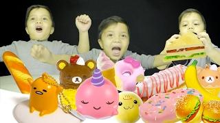 Video BABY GOT SQUISHY! : UNBOXING BIRTHDAY GIFTS MP3, 3GP, MP4, WEBM, AVI, FLV Februari 2018