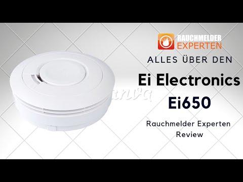 EI650 von EI-Electronics - Rauchmelder Info