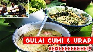 Video Paling Enak!!  Gulai Cumi + Urap + Lalapan di Sungai! MP3, 3GP, MP4, WEBM, AVI, FLV April 2019