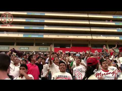Video - UNIVERSITARIO vs A.Atletico - TRINCHERA U NORTE - Copa del Inca 2015 - Trinchera Norte - Universitario de Deportes - Peru