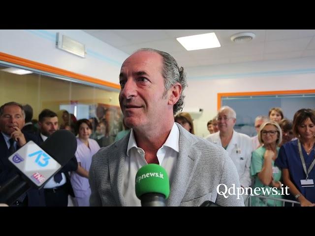 Vittorio Veneto - Inaugurazione del nuovo punto nascite