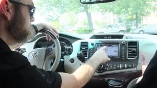 2013 Toyota Sienna Van Test Drive And Review By Bike Gallery And Beaverton Oregon Toyota