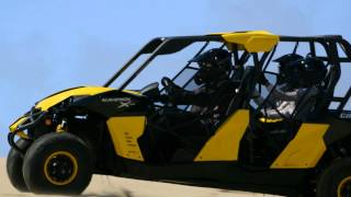 7. Can-Am Maverick MAX 1000R 4-Seater Launch