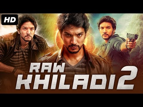 RAW KHILADI 2 (2019) New Released Full Hindi Dubbed Movie | Full Hindi Movies | South Movie 2019