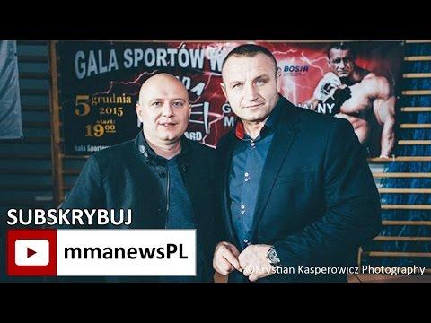 RUNDA 5: Jacek Słowiński podsumowuje piątą edycję gali w Białogardzie (видео)