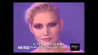 Anna Oxa - Videoclips Music Line (1)
