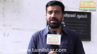 Music Director Kannan at Muruga Valliyoda Oorvalama Movie Launch