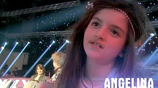 Angelina Jordan - Bang Bang - Norske Talenter - YouTube