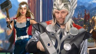 Thor Song - The Avengers for kid friendly song | Screen Team
