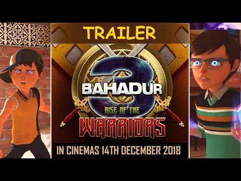[Trailer] 3 BAHADUR ⚔️ Rise of The Warriors ⚔️  | ARY Films 🎬