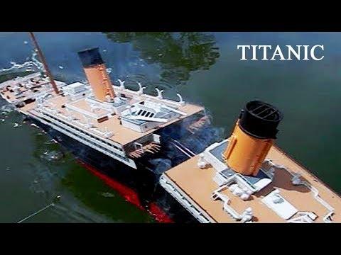 टाइटैनिक के डूबने का राज ✅ Titanic full story in Hindi