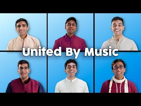 United by Music - A Desi Regional Medley (Penn Masala)