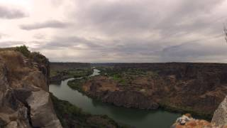 GoPro Hero 2 - Time-lapse - Snake River Canyon 2013_0527 video - HD