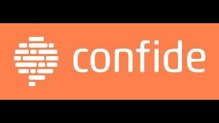 Confide - Mensagens secretas