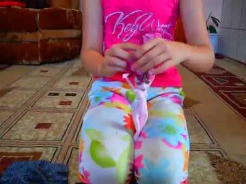 Как сделать куклу без иголки