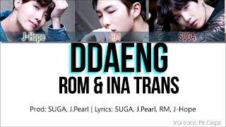 Video BTS - DDAENG [INA TRANS] HATERS TAMPOL MP3, 3GP, MP4, WEBM, AVI, FLV Agustus 2018