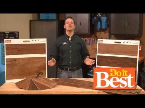 Do-It-Yourself : Luxury Vinyl Plank Flooring