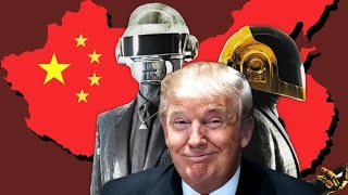 They're devaluing their memes to a level that you wouldn't believe Listen on SoundCloud: https://soundcloud.com/grande1899/donald-trump-ft-daft-punk-china-ch...