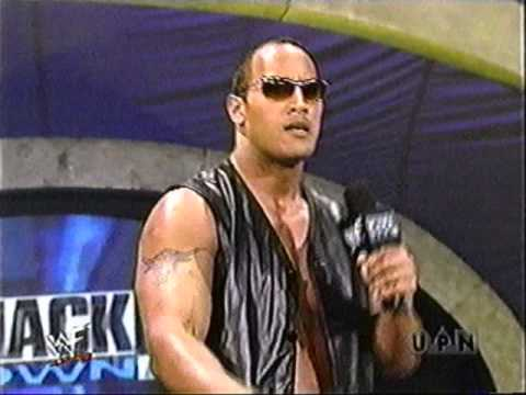 The Rock at his Best!