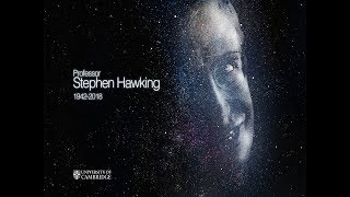 Download Youtube: Professor Stephen Hawking 1942 - 2018