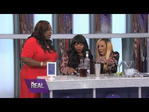"Hip - During their visit to ""The Real,"" reality star BFFs Tiny and Shekinah prove they are a dynamic duo in a fun game of Attached at the Hip. With their arms and legs tied together, watch the..."