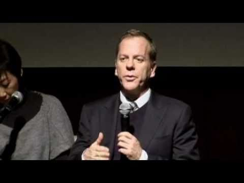 "Kiefer Sutherland talks about ""24″ movie"