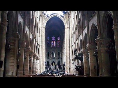 Παναγία των Παρισίων: Τα σχέδια αποκατάστασης- Τεχνογνωσία από την Βρετανία…