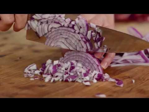 Chopping, Slicing and Dicing Onions | Everyday Gourmet S7 E33