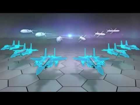 "Video. Promocional de la empresa Raython, ""Anti-SAM Missile Combo"""