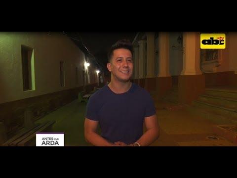 """Christian Ferreira, Fito en """"Los buscadores"""""""