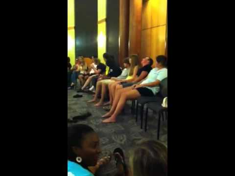 Lagrange college hypnotist