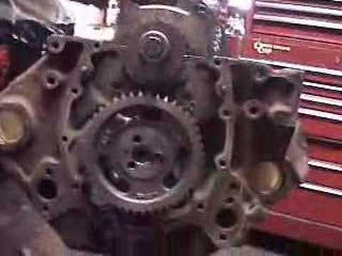 cam timing - LEARN HOW TO REBUILD CHEVY 350 SMALL BLOCK YOURSELF..STEP BY STEP INSTRUCTIONS..TEARDOWN AND REBUILD.