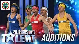 Video Pilipinas Got Talent Season 5 Auditions: Pamilya Kwela - Comedy Dance Group MP3, 3GP, MP4, WEBM, AVI, FLV Maret 2019