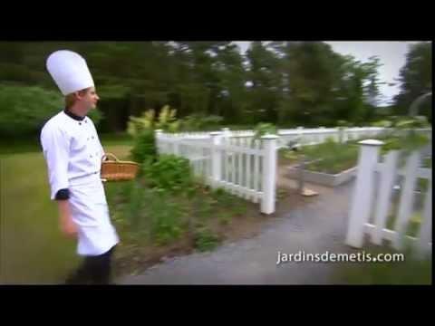 Restaurant de la Villa Estevan - Jardins de Métis