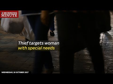 A woman with special needs had her credit card stolen and OMR630 taken from her bank account