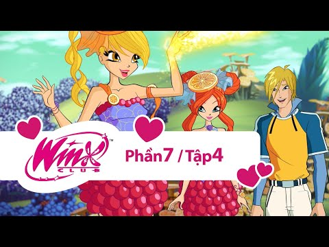 Winx Club - Winx Công chúa phép thuật - Phần 7 Tập 4 [trọn bộ] - Thời lượng: 22 phút.