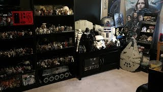 Video My Huge Star Wars Collection/Room Tour MP3, 3GP, MP4, WEBM, AVI, FLV Juli 2018