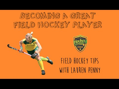 Field Hockey Tips To Becoming A Great Player