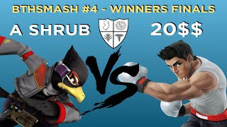 I hold Smash 4 tournaments at my high school. Here's imo the best set of our latest one