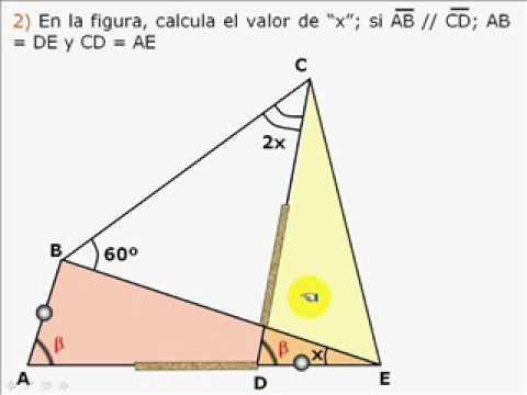 Vídeos Educativos.,Vídeos:Congruencia triángulos II