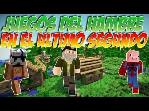 EN EL ÚLTIMO SEGUNDO | JUEGOS DEL HAMBRE CON WILLY Y ALEX