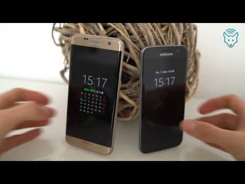 Youtube Video Samsung Galaxy S7 Edge G935 in gold platinum