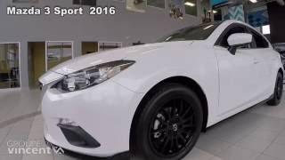 Mazda3 Sport GX 2016 youtube video