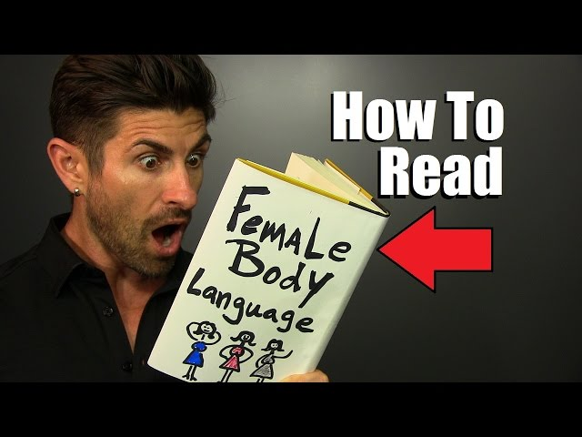 How To Read Body Language Of Girl